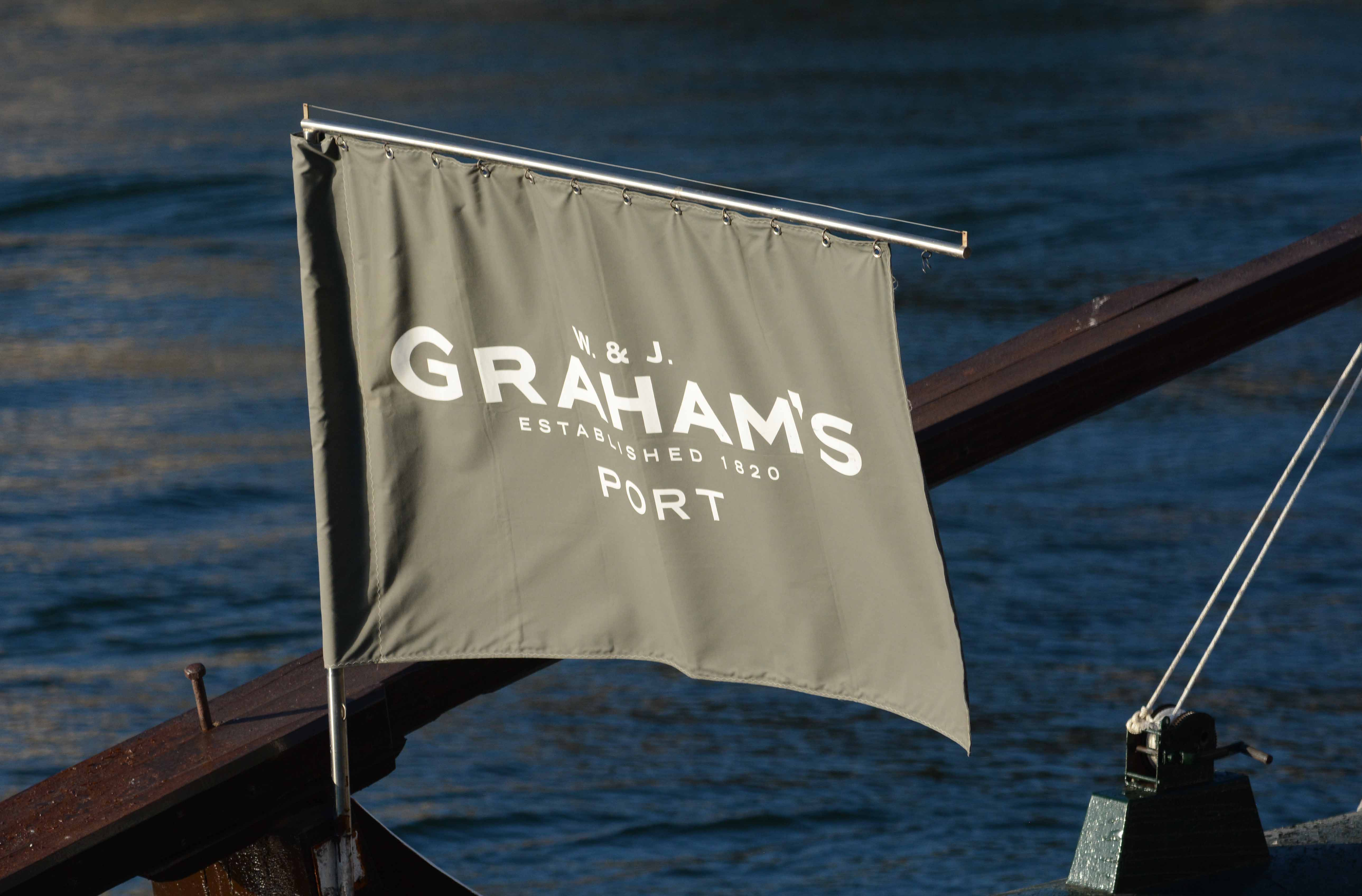 Grahams flagga